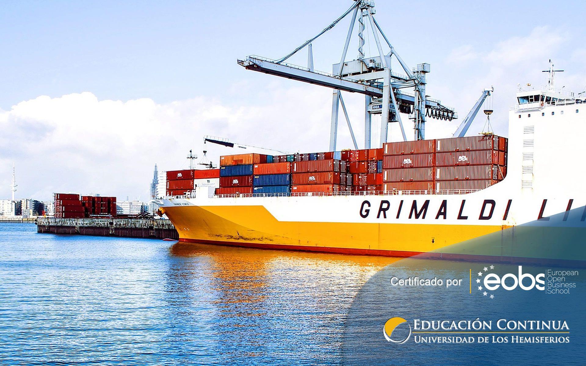 Certificación en Comercio Internacional