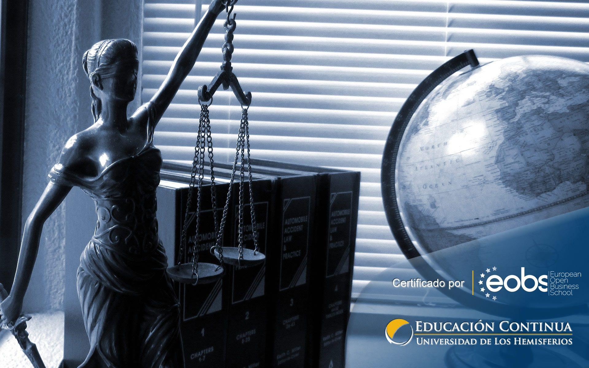 Certificación en Derecho Internacional