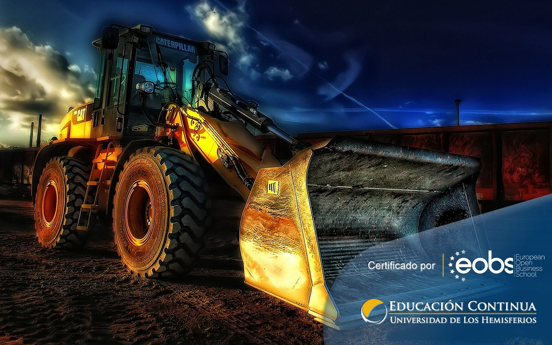 Certificación en Gerencia de Proyectos de la Construcción
