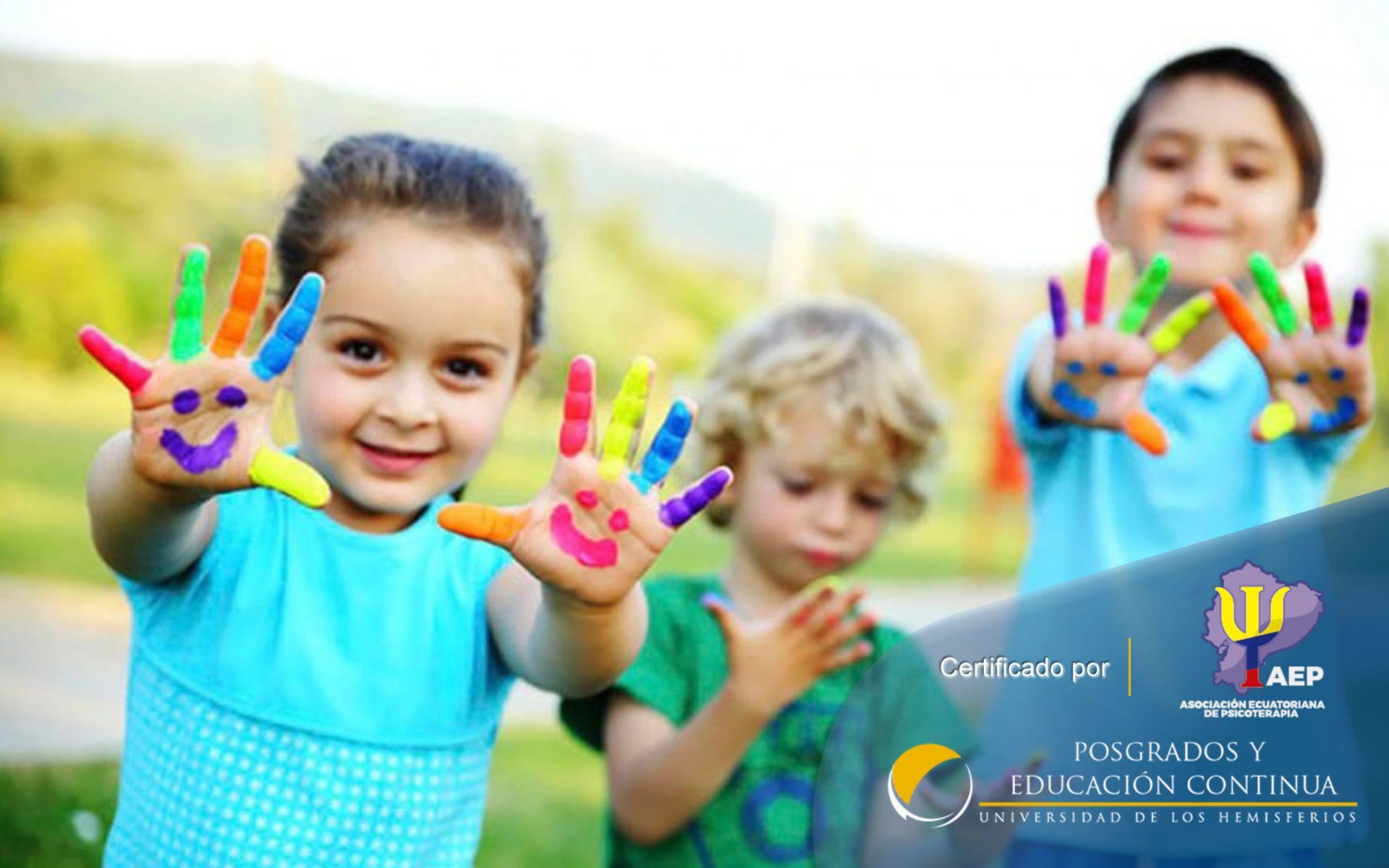 3ra Certificación Internacional en Educación inicial y Preparatoria. Con Pedagogía Inclusiva.