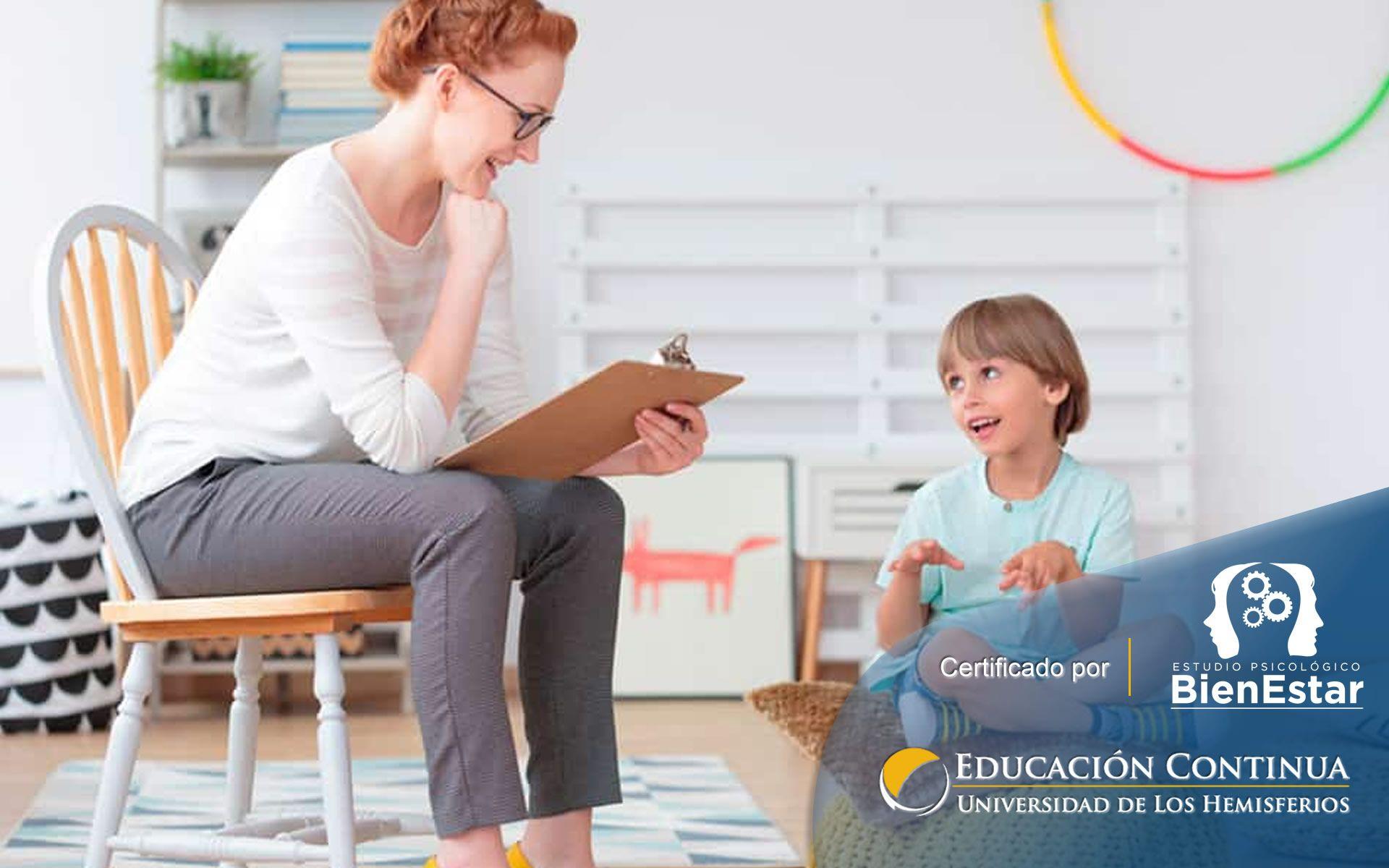 Curso Superior en Asistente en Psicología Infantil