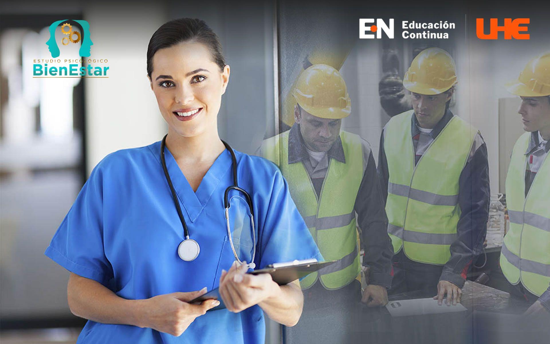 Curso Profesional de Enfermería Industrial