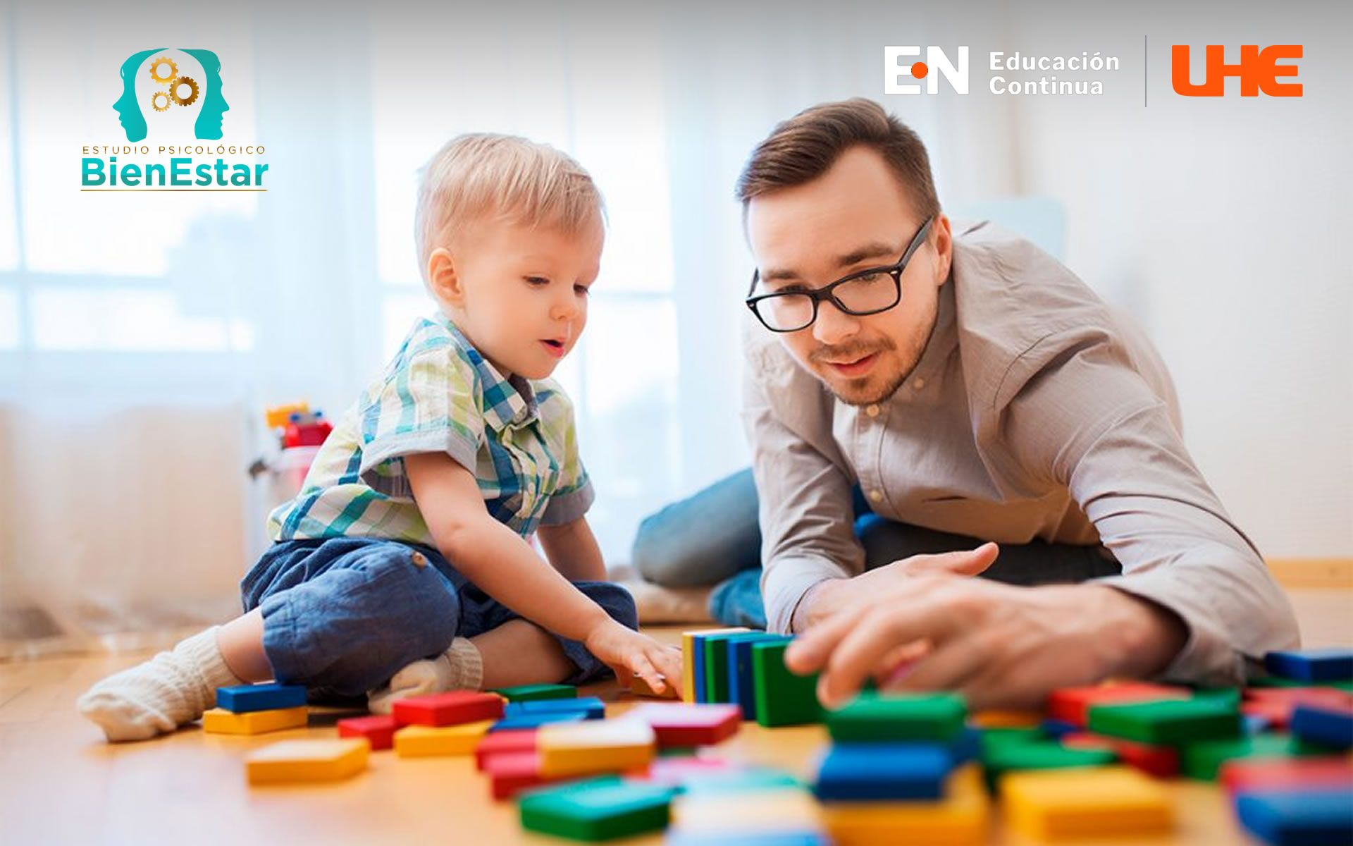 Curso Superior en Estimulación de Lenguaje Infantil