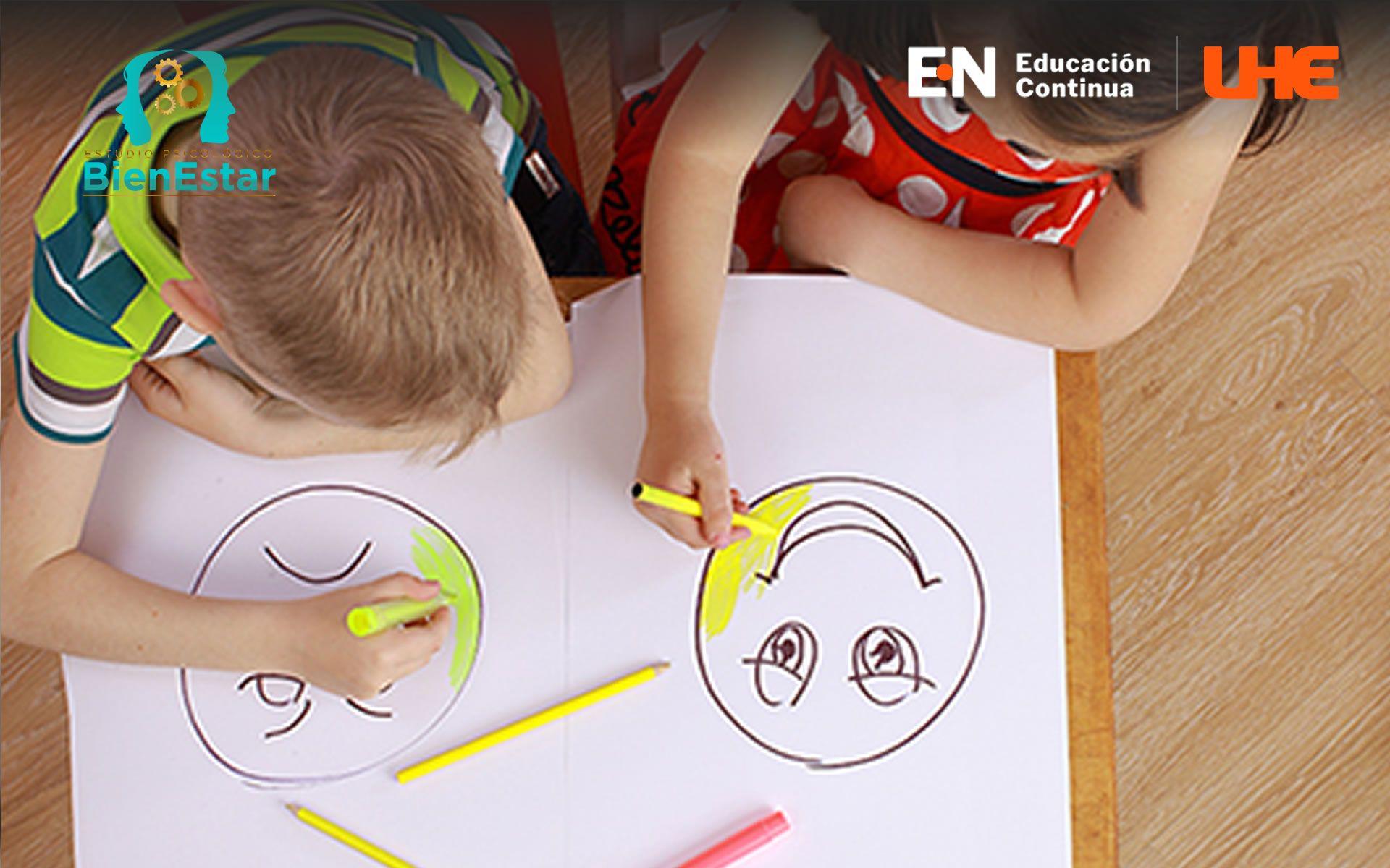 Curso Profesional de Herramientas Lúdicas y Artísticas de Prevención del Abuso Sexual Infantil