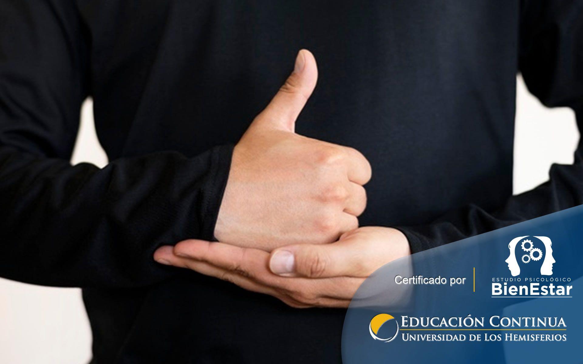 Curso Básico Profesional de Lengua de Señas Ecuatoriana I