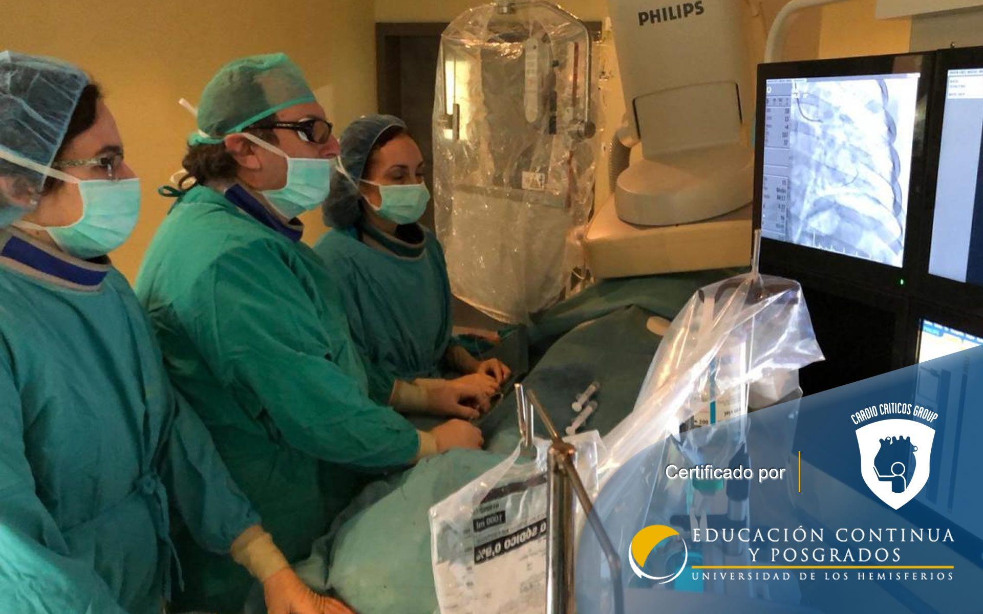 I Curso Update en Síndrome Coronario Agudo – Electrocardiografía y Clínica