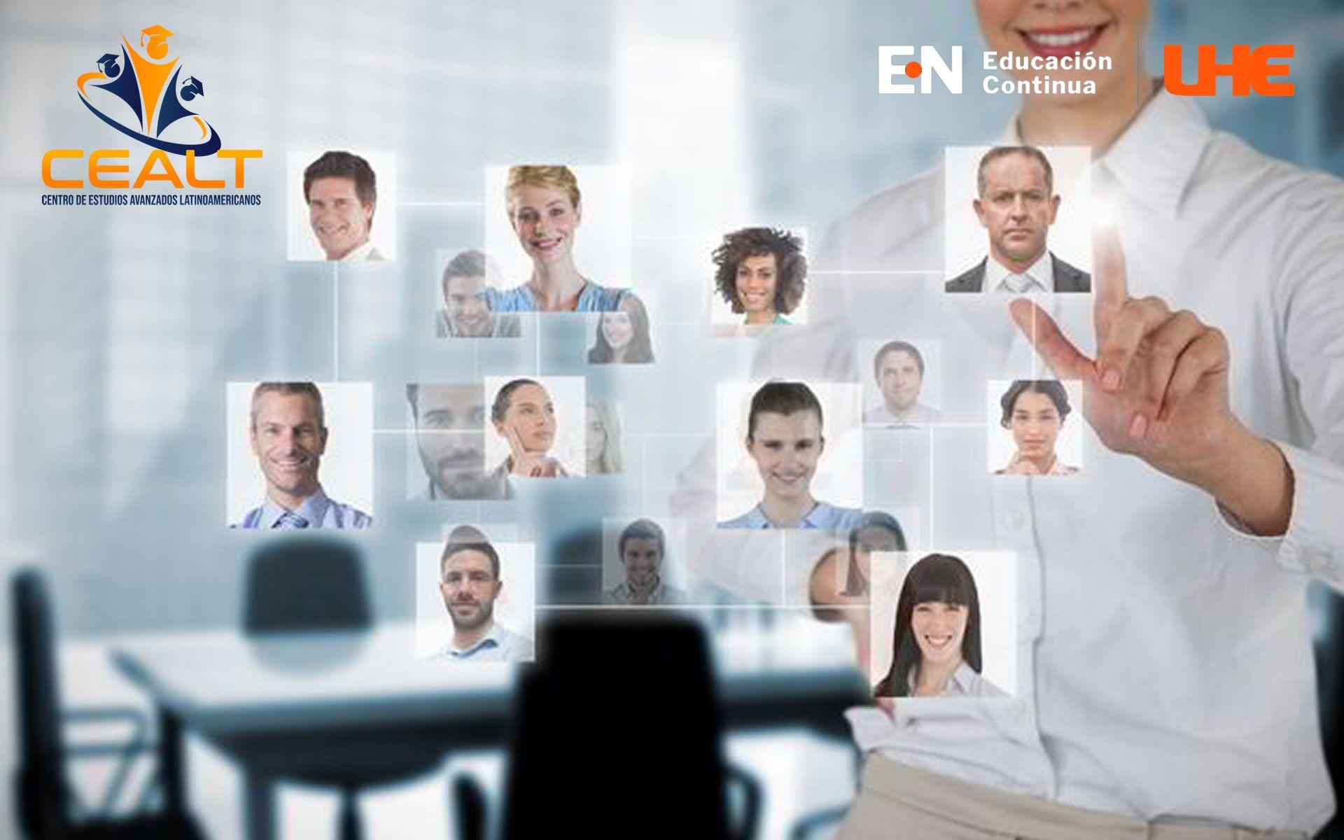 Curso Profesional en reclutamiento, Selección en Inducción de Personal
