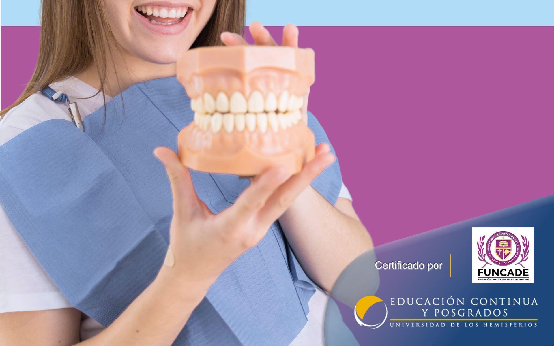 Certificación de Auxiliar de Odontología