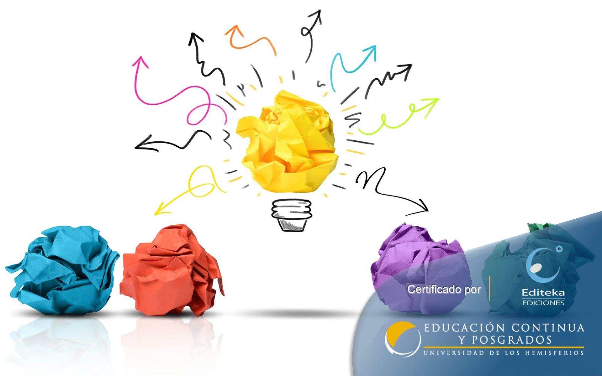 Certificación en Desarrollo del pensamiento sistémico con organizadores gráficos