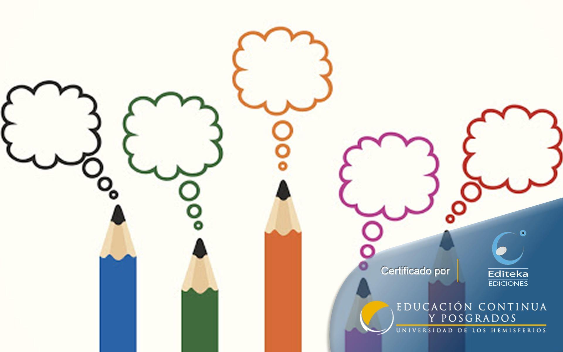 Certificación en Diseño de proyectos de innovación educativa