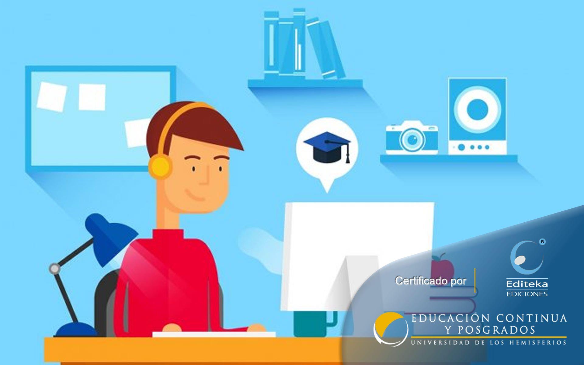 Certificación en Herramientas Digitales para Educación Virtual