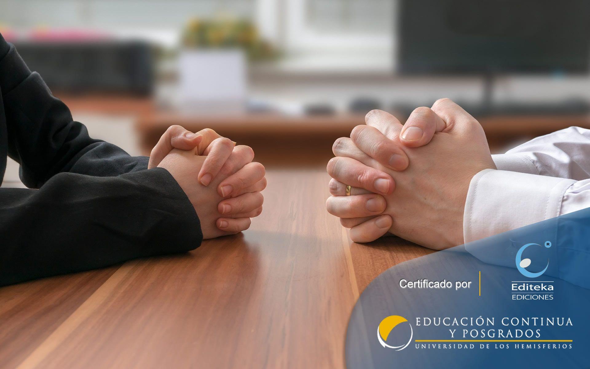 Certificación en Negociación y manejo de conflictos en la escuela