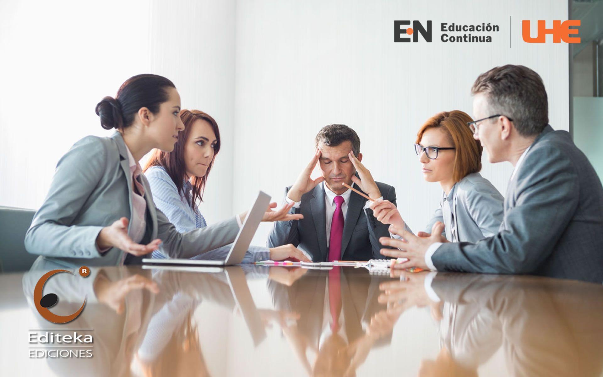 Certificación en Negociación, mediación y resolución de conflictos en la empresa