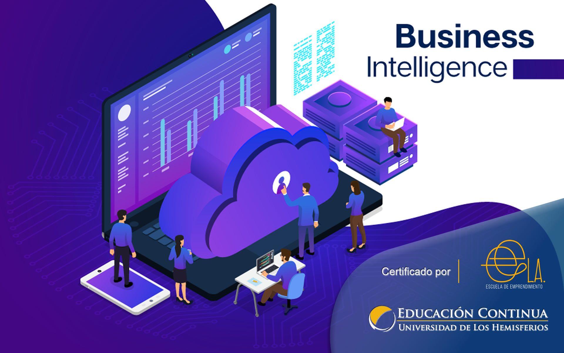 Programa de Big Data & Business Intelligence explotando el poder de los datos