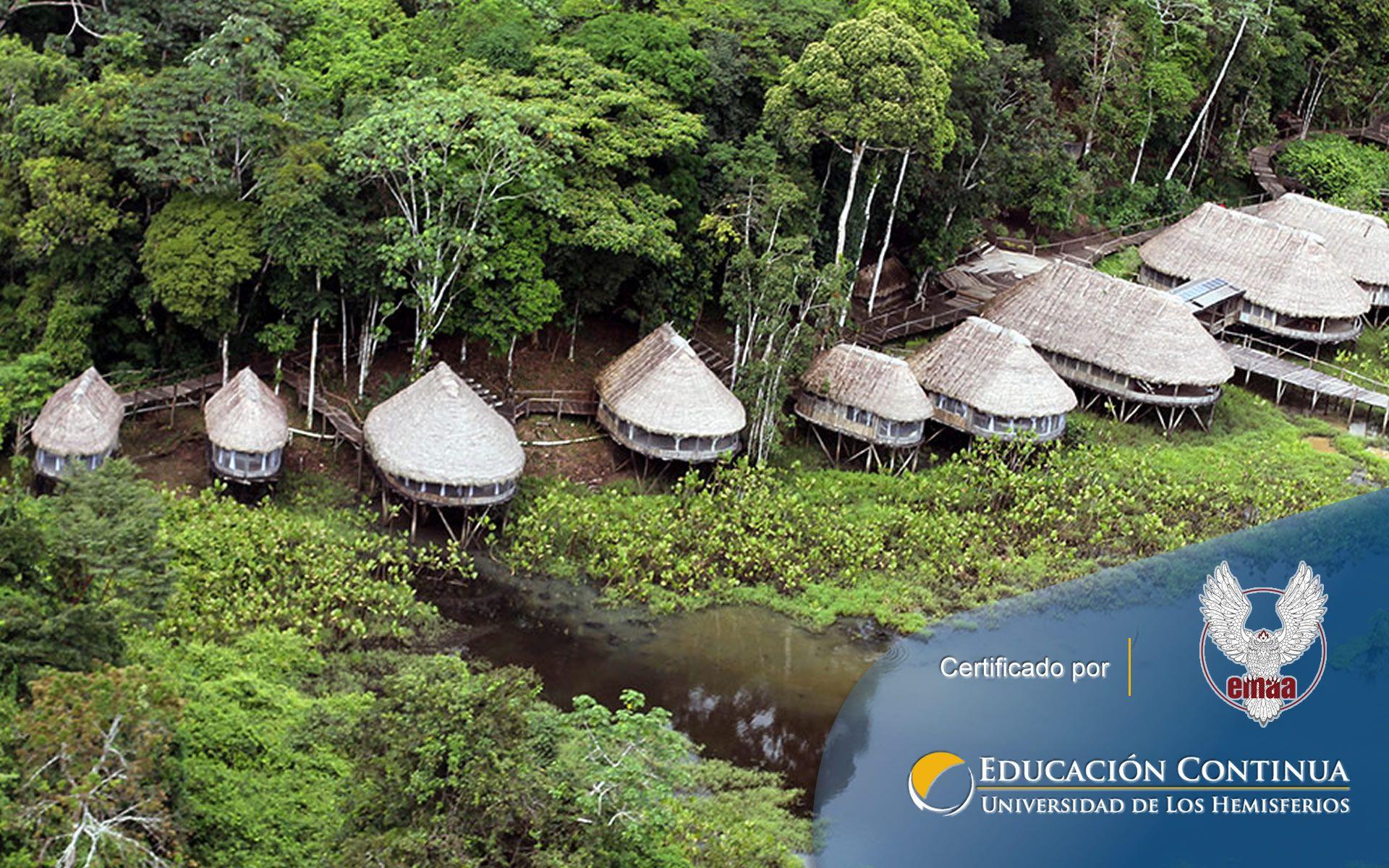 Certificación online para Emprendimiento Turístico Sostenible en Áreas Naturales