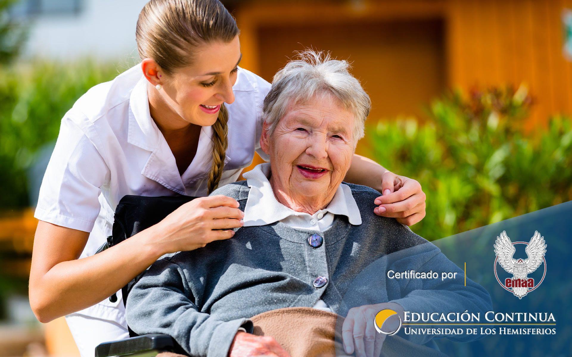 Certificación online para Geriatría y Gerontología