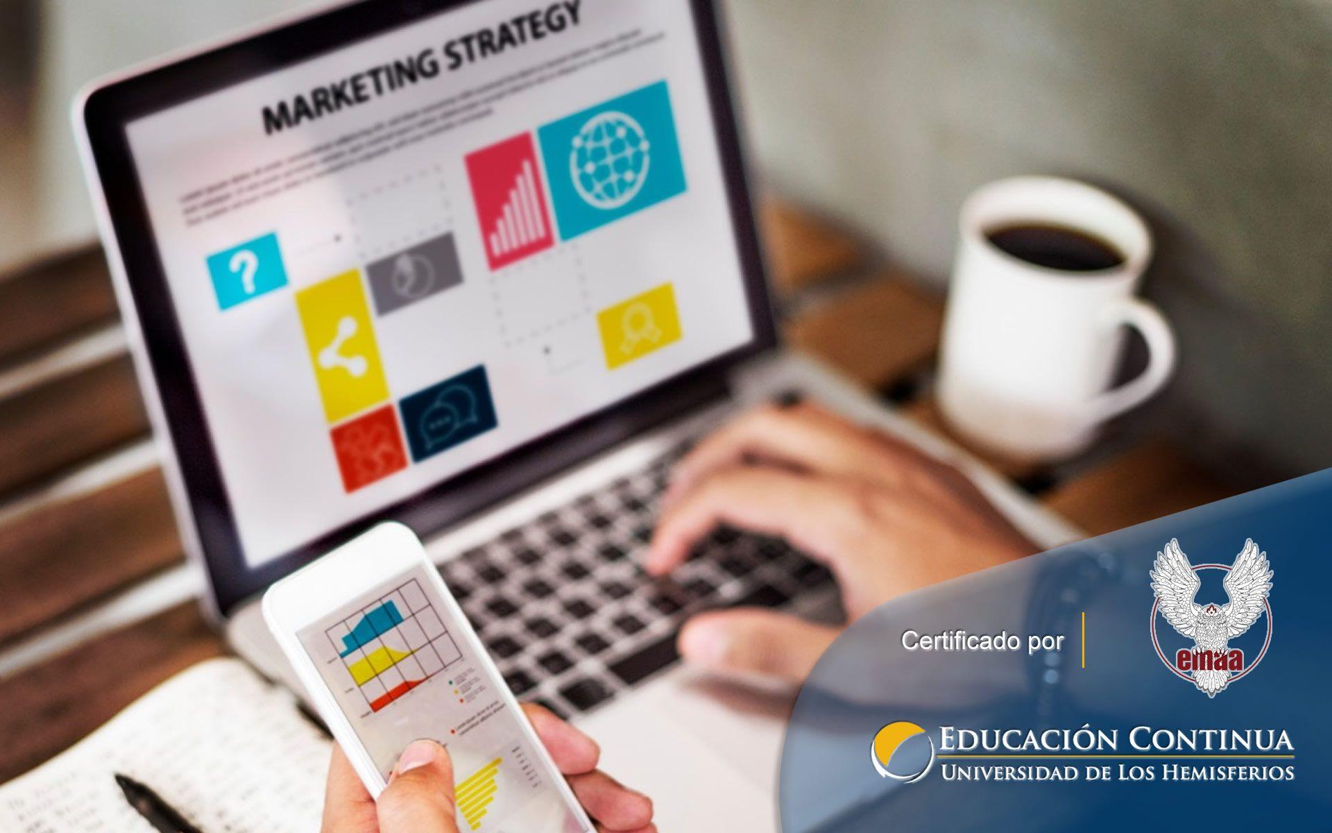 Certificación online para Marketing y Publicidad Digital