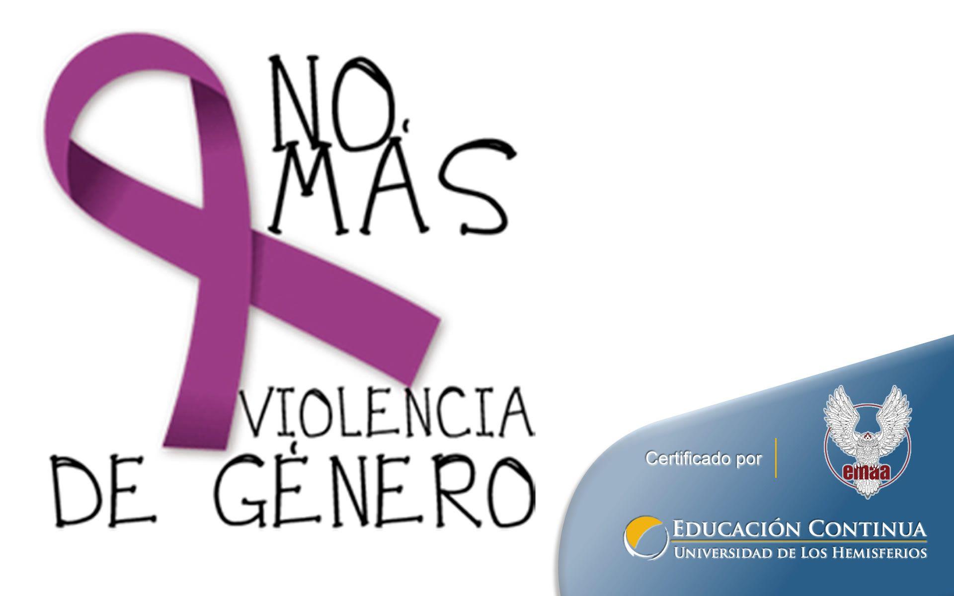 Certificación online para Prevención de violencia basada en género
