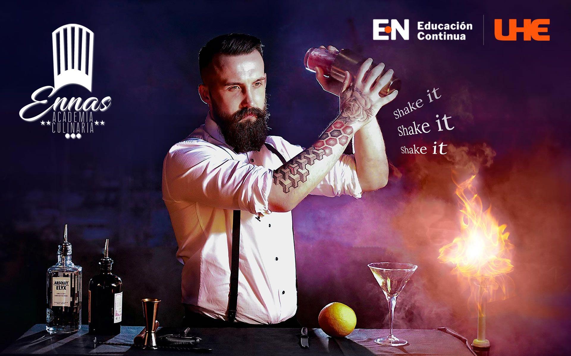Curso de Coctelería Profesional