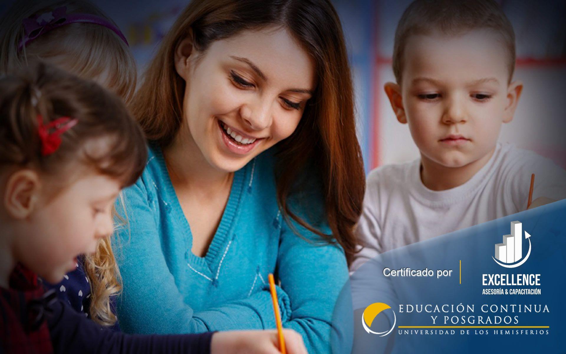 Certificación de Asistente de Educación Inicial para Niños de 4-5 años
