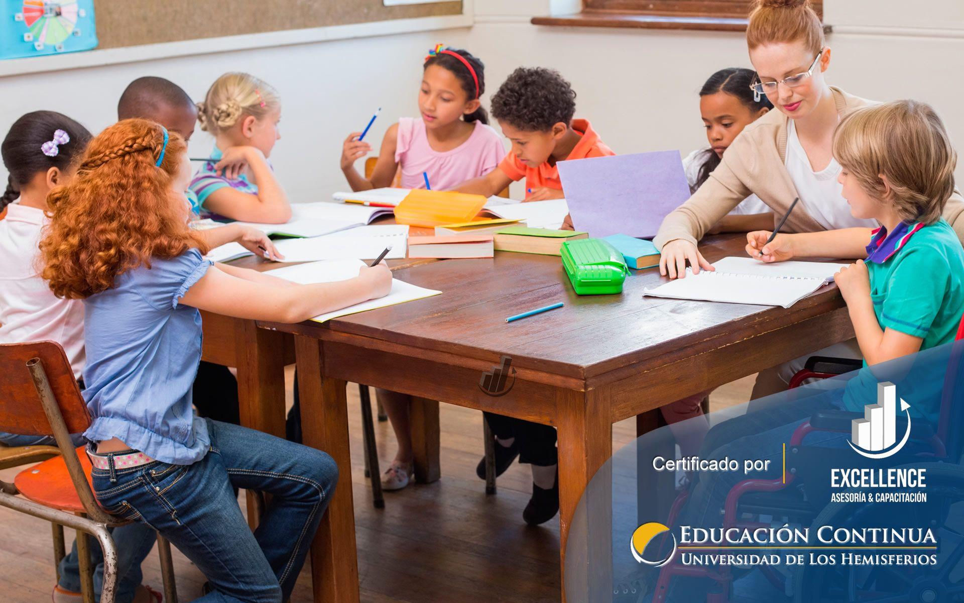 Certificación en Formación Integral en Educación Inclusiva para Educadores de Primera Infancia