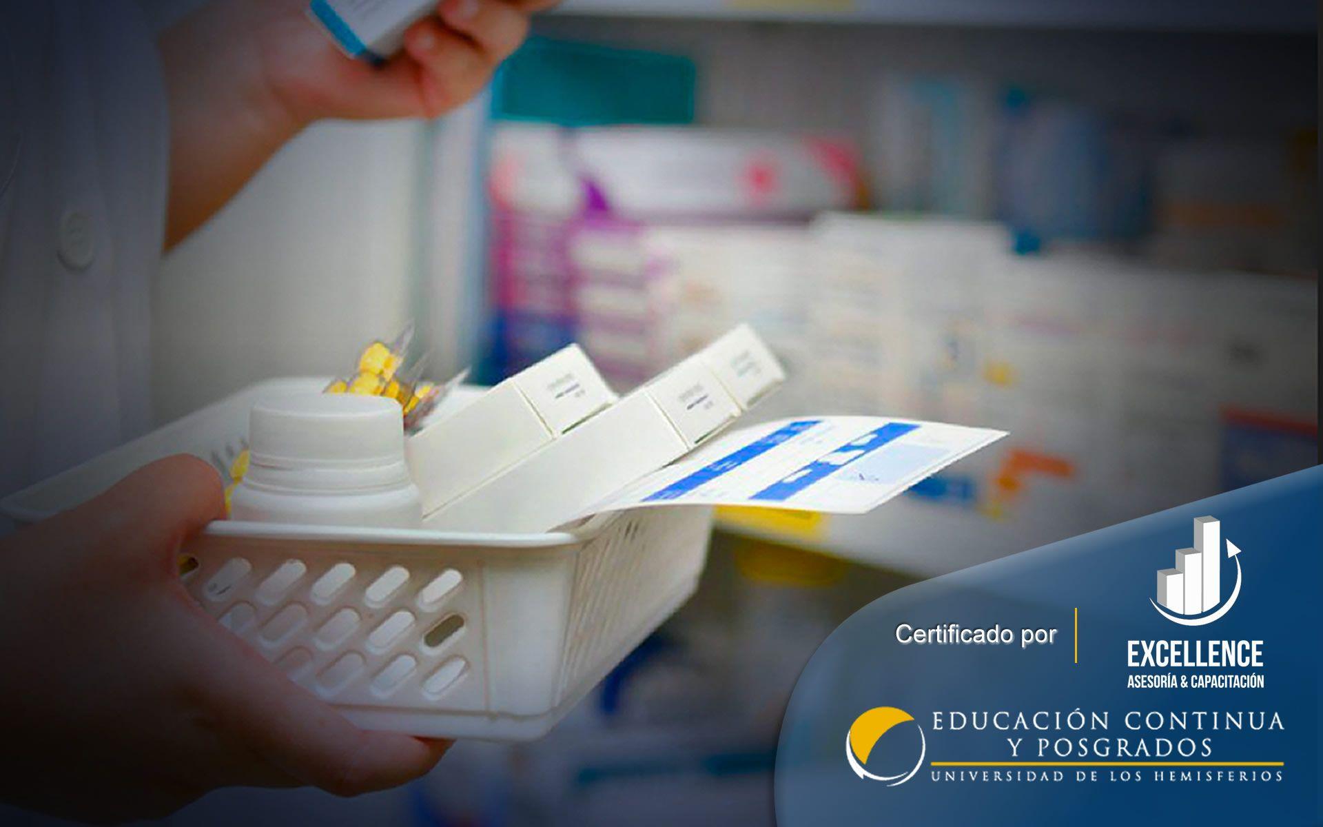 Certificación en Farmacología para Enfermería