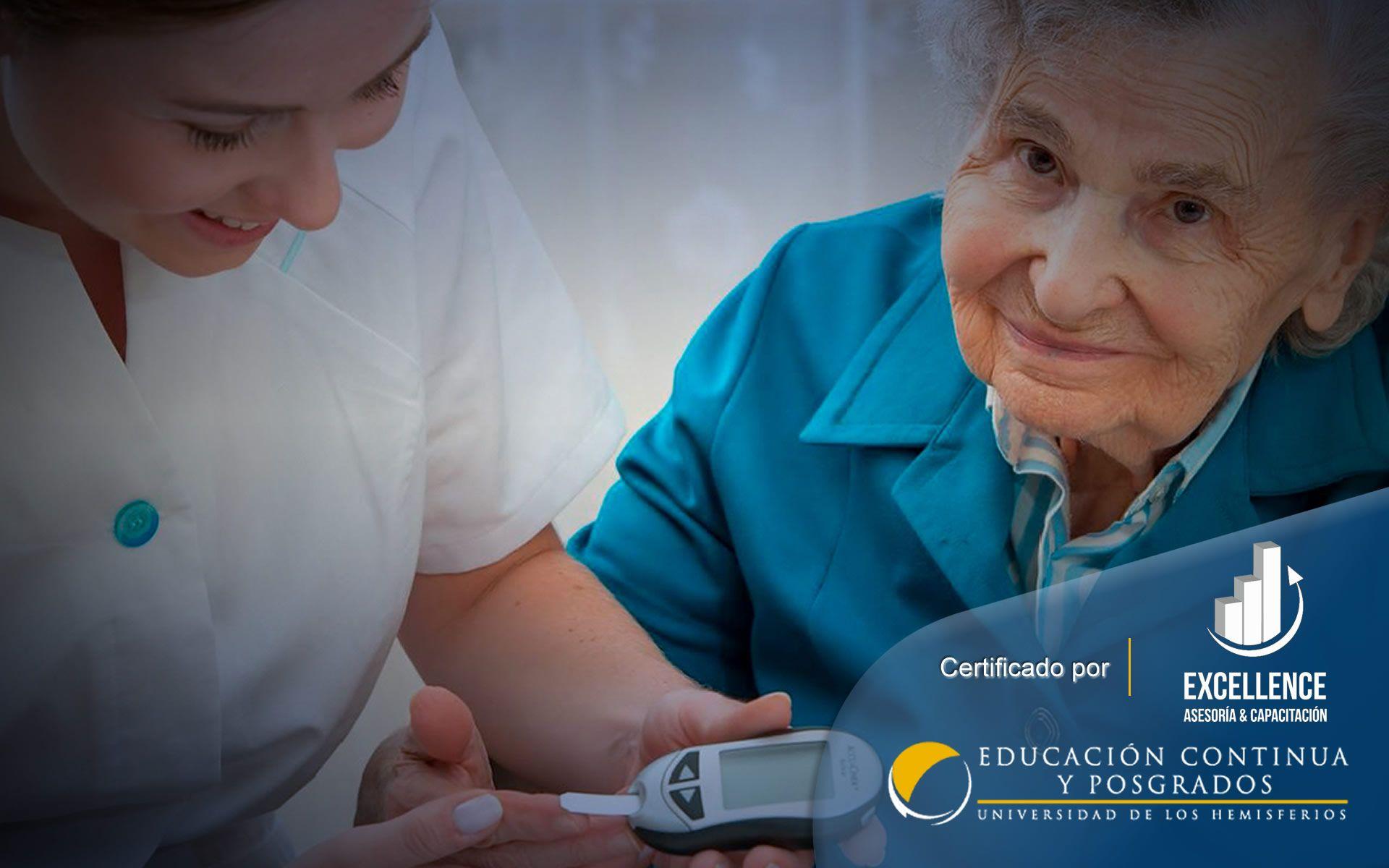 Certificación en Geriatría para Enfermería