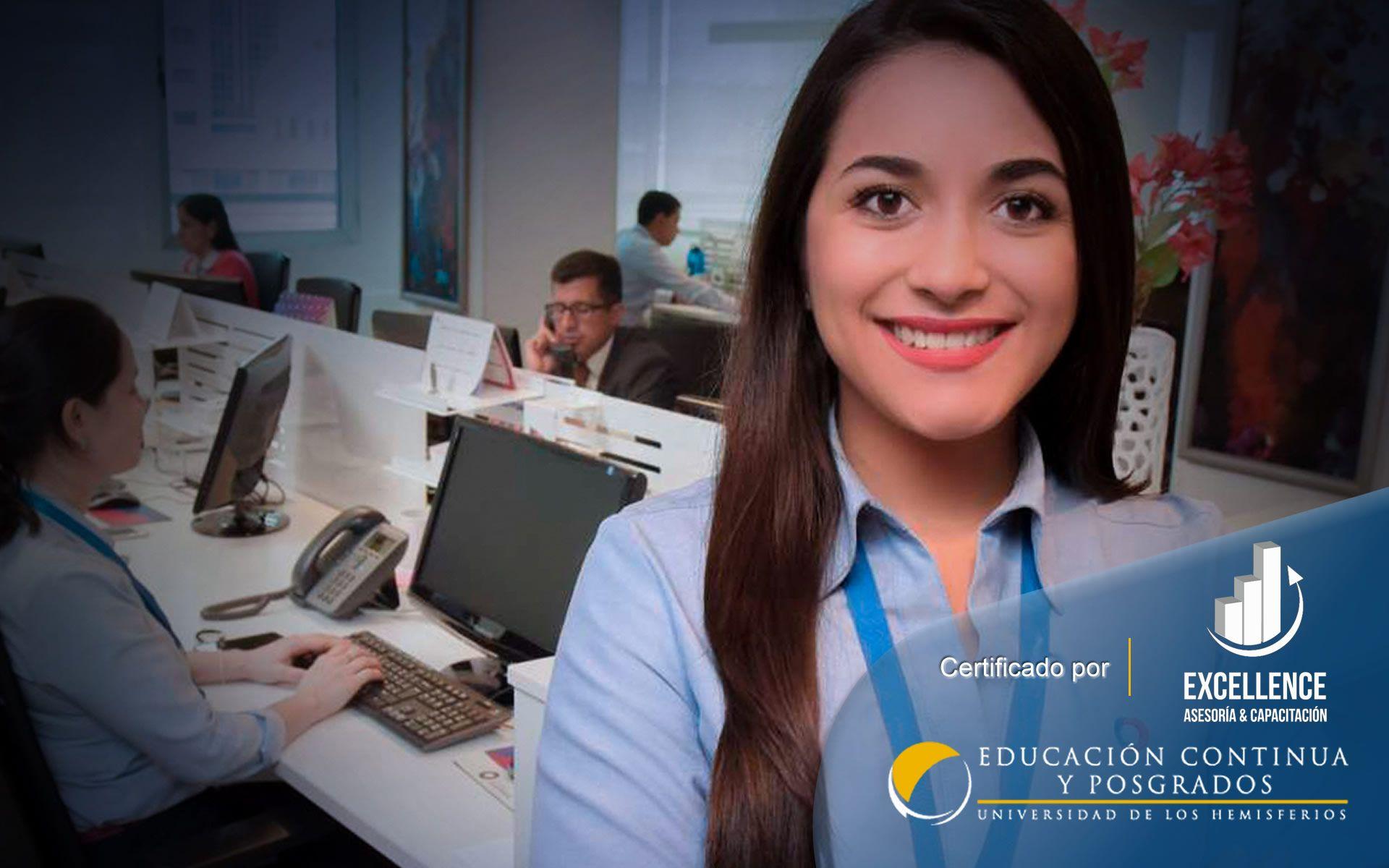 Curso Gestión en Servicios Bancarios & Financieros Mención Asesor de Crédito