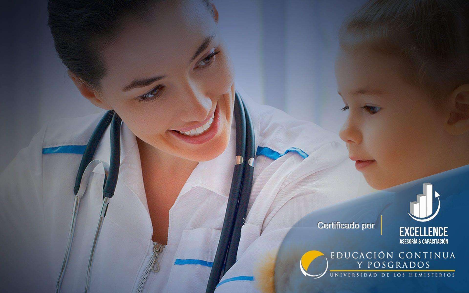 Certificación en Pediatría para Enfermería