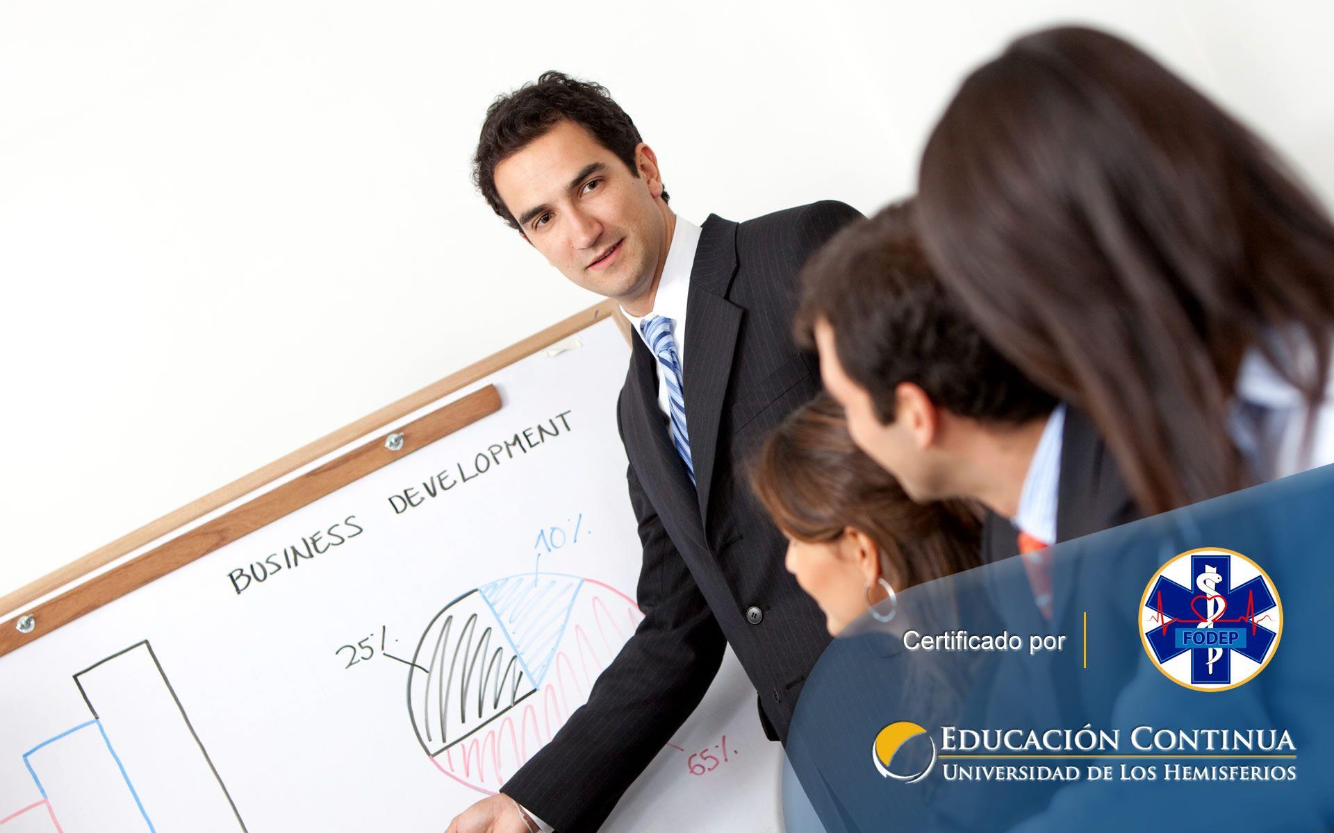 Certificación de Auxiliar en Administración de Empresas