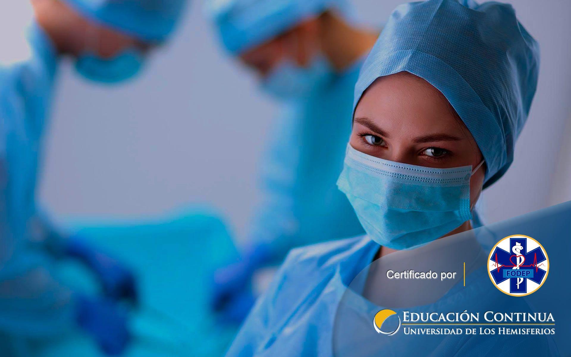 Certificación en Auxiliares de Enfermería (Guayaquil, Machala, Quevedo)