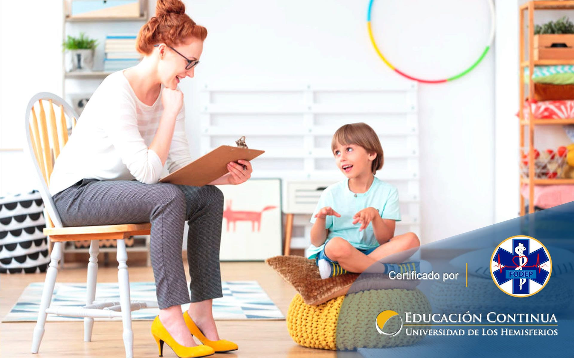 Certificación de Auxiliar de Psicología (Guayaquil)
