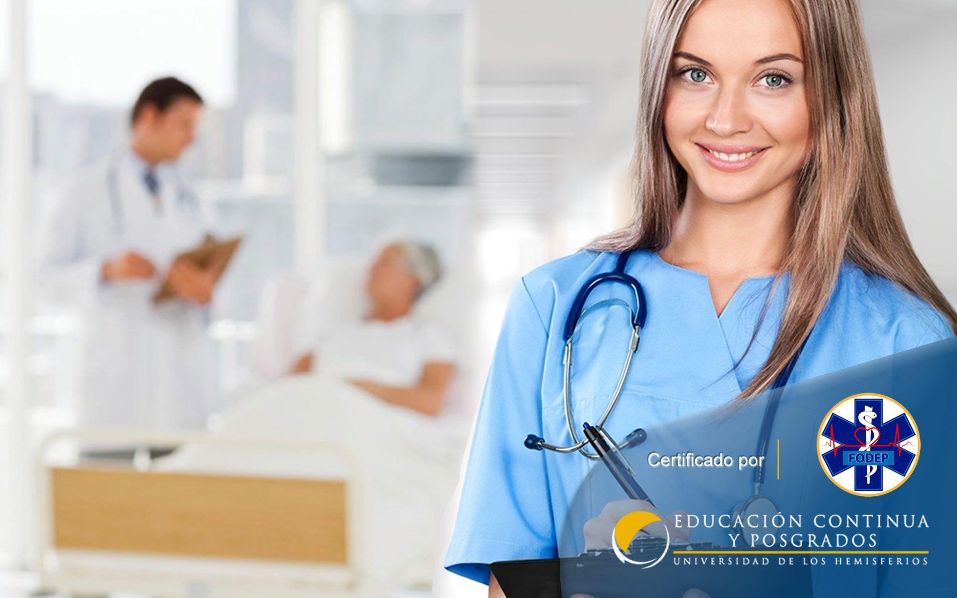 Certificación en Auxiliares de Enfermería y Cuidados Paliativos (Guayaquil, Babahoyo, Machala)