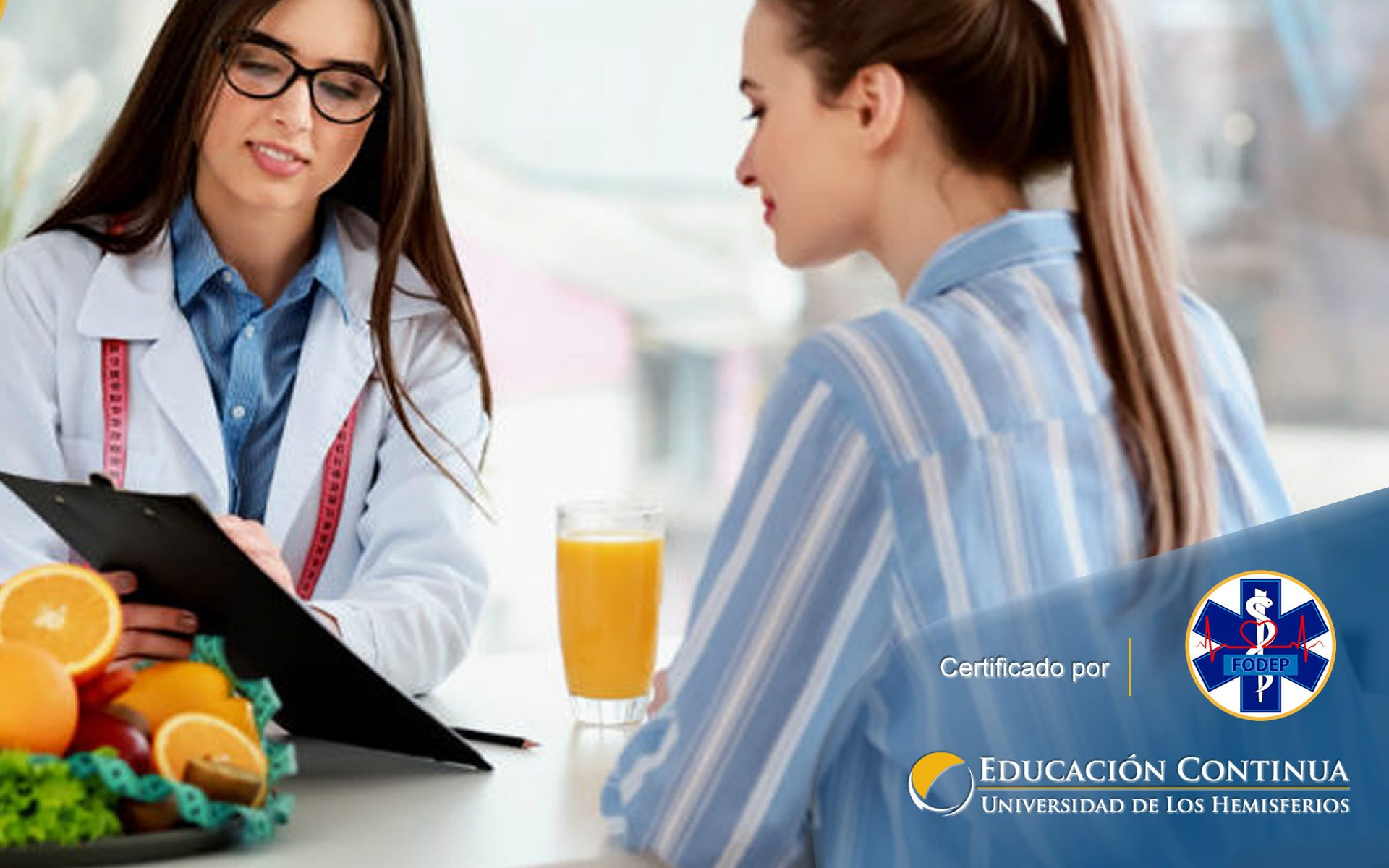 Certificación en Auxiliar Nutrición y Dietética (Babahoyo)