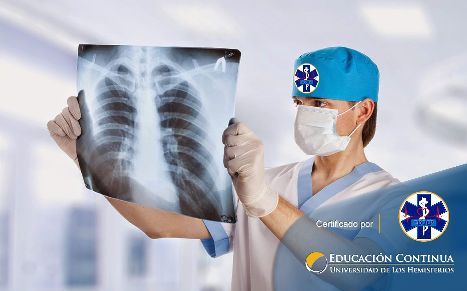 Certificación de Auxiliar de Radiología (Guayaquil)