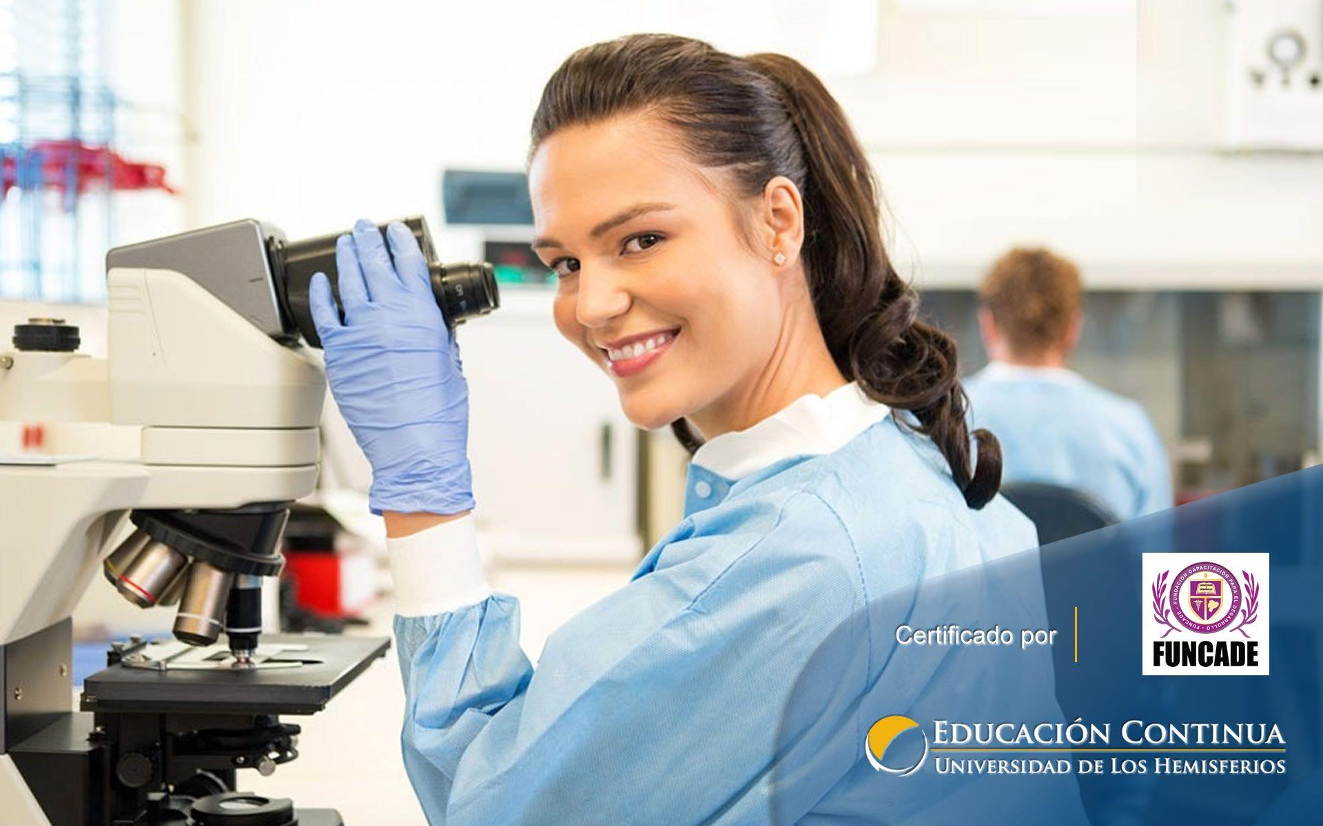 Certificación de Auxiliar de Laboratorio Clínico