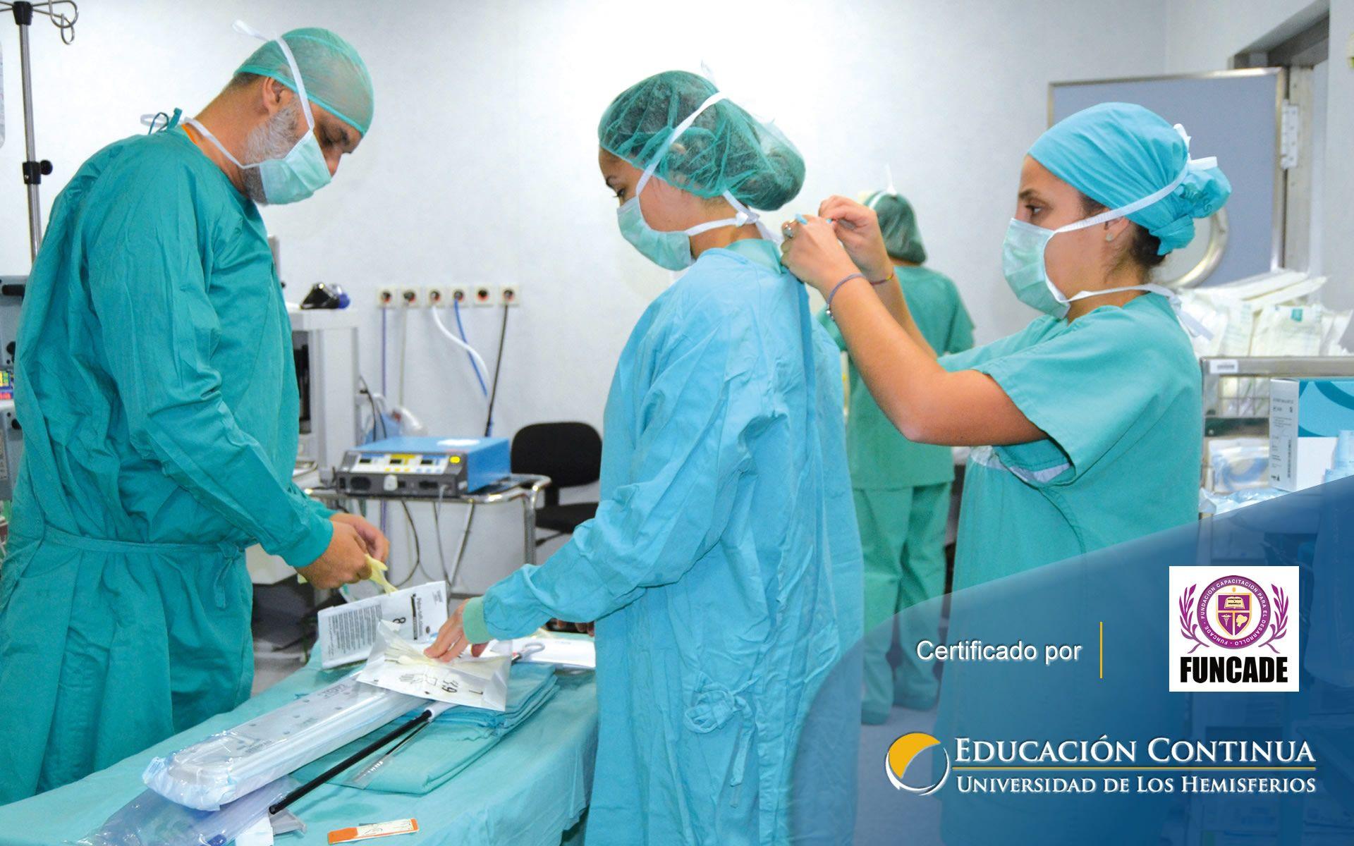 Certificación en Instrumentación Quirúrgica