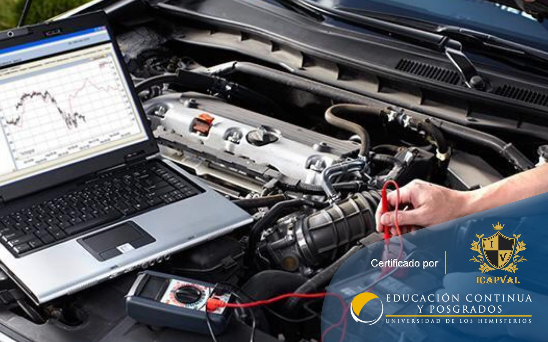 Certificación en Diagnóstico Electrónico Automotriz