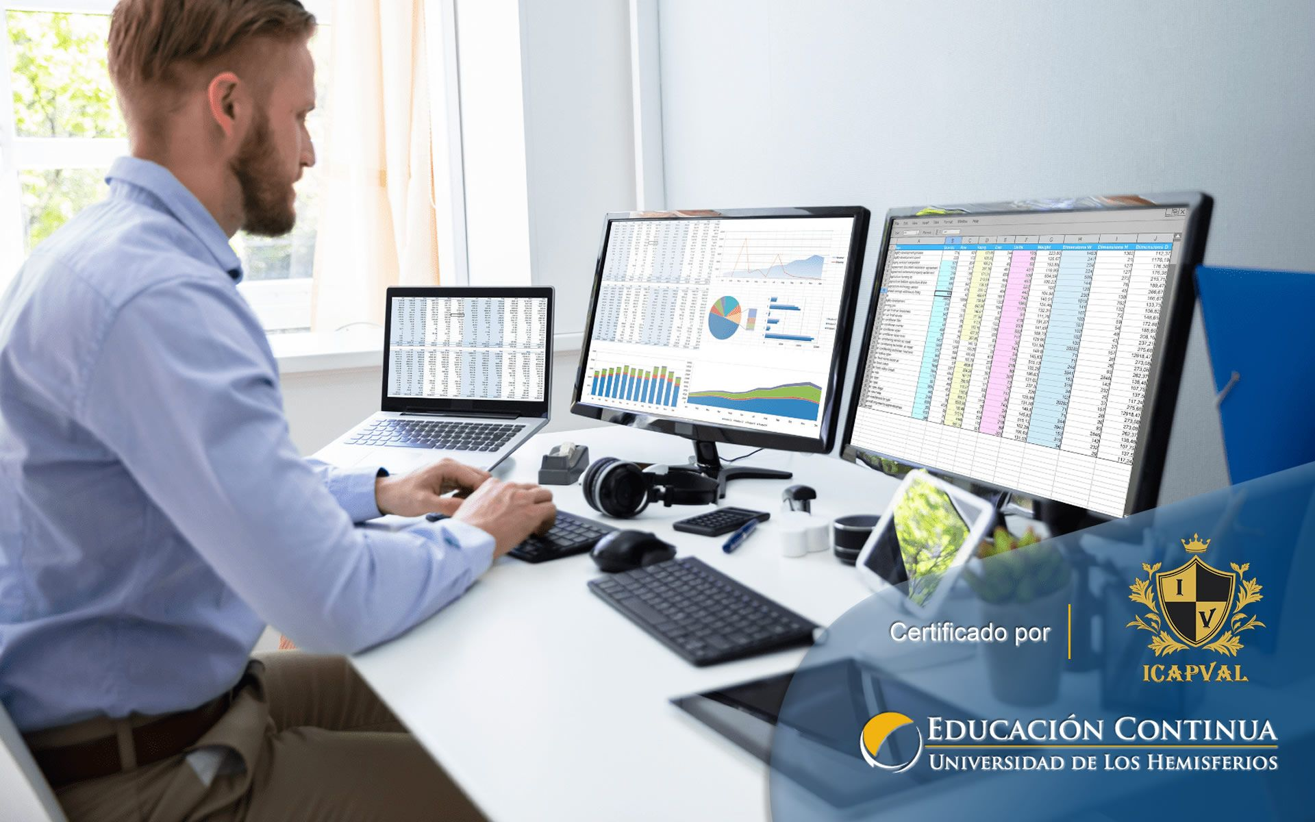 Certificación en Excel Nivel Avanzado – Gestión Gerencial