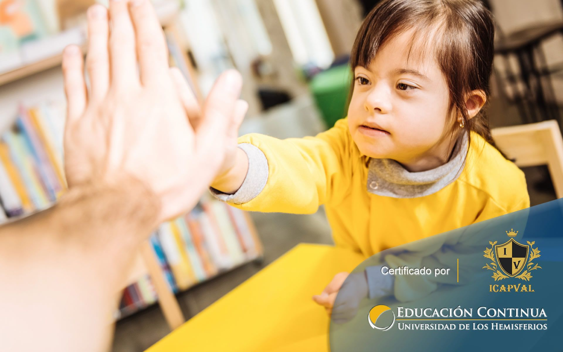 Certificación de Inclusión Educativa