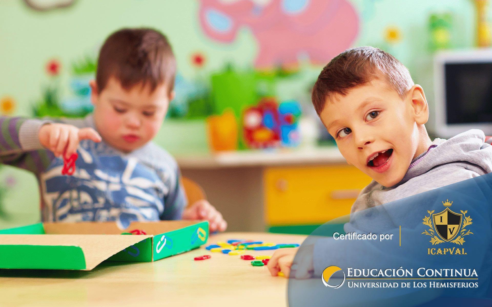 Certificación de Introducción a las Necesidades Educativas Especiales – NEE