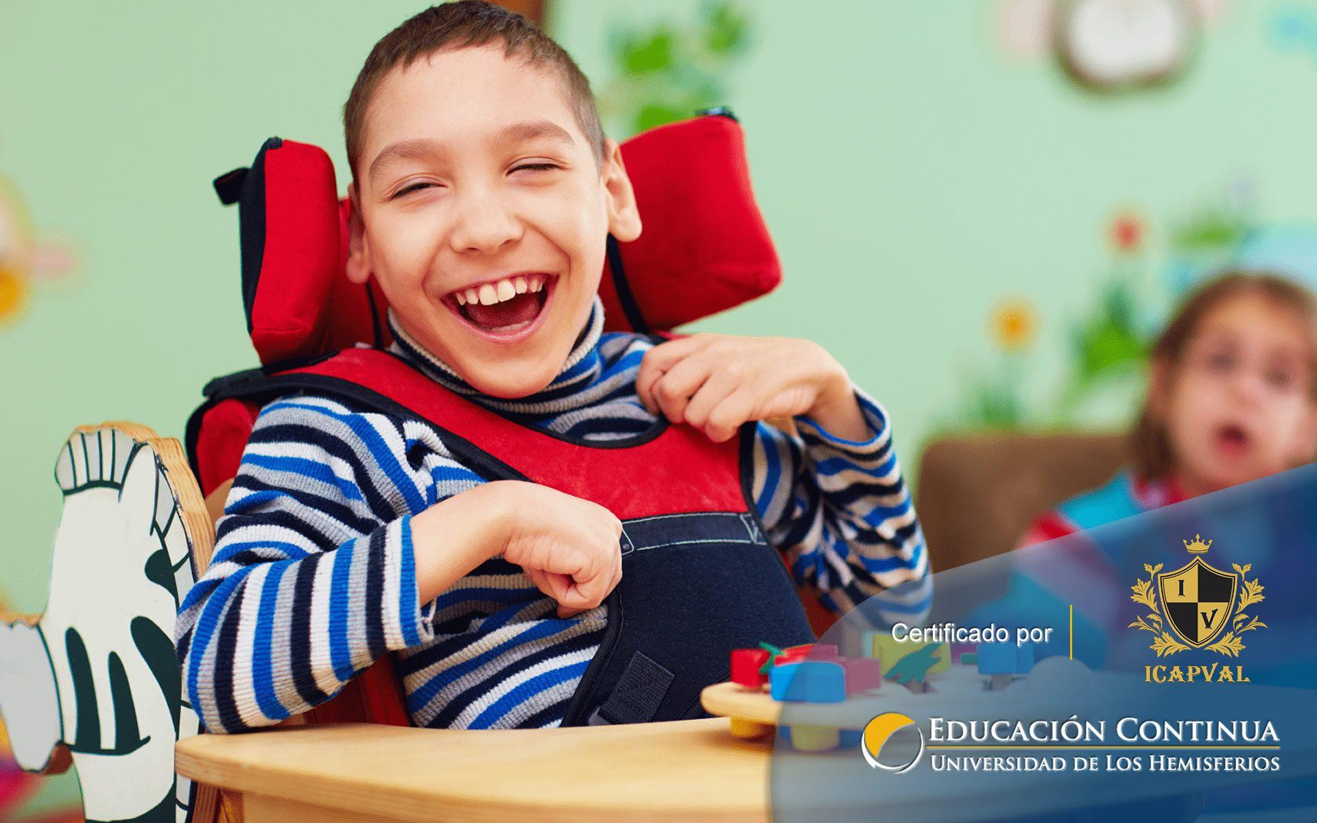 Certificación de Necesidades Educativas Especiales asociadas a la discapacidad – Módulo II