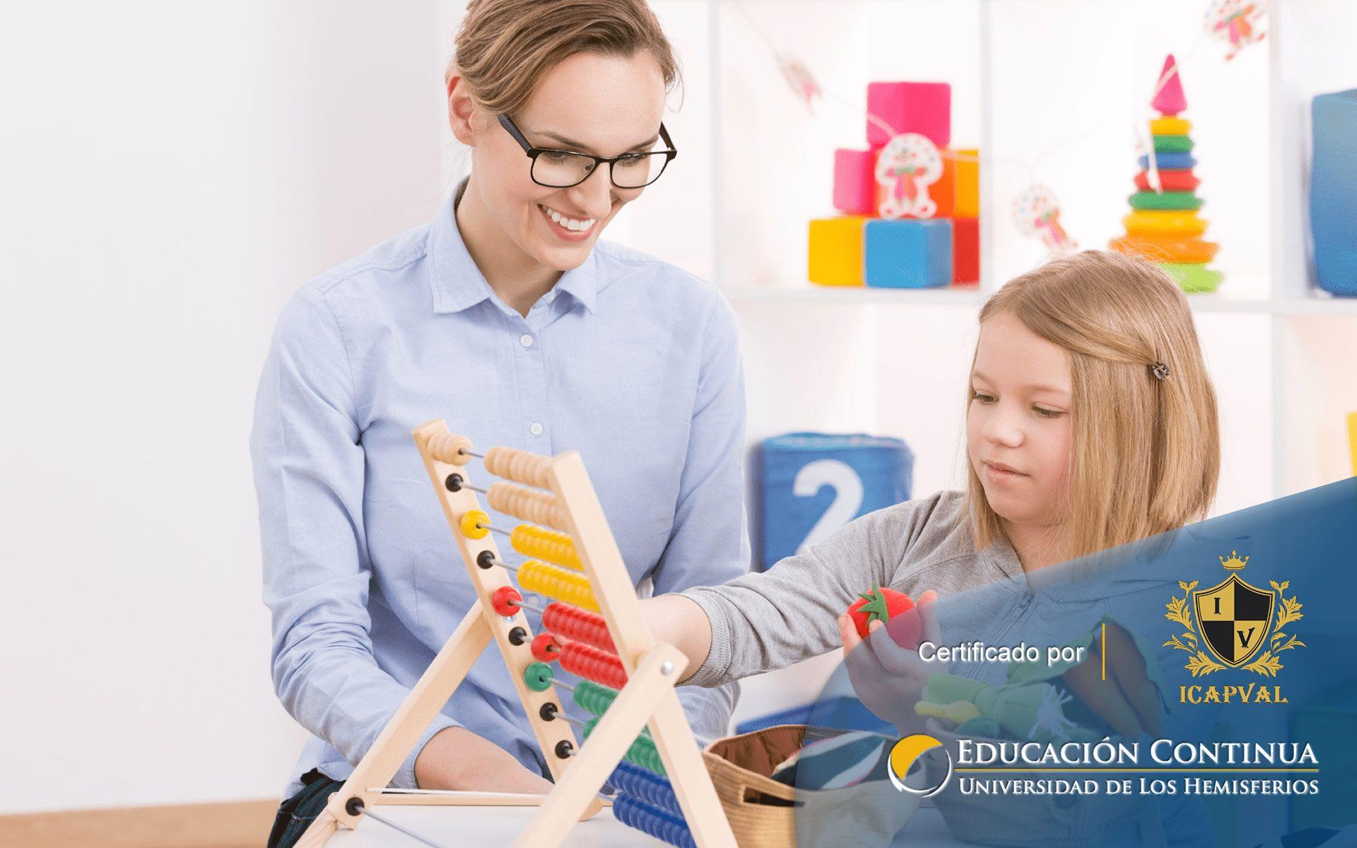 Certificación de Necesidades Educativas Especiales no asociadas a discapacidad – Módulo II