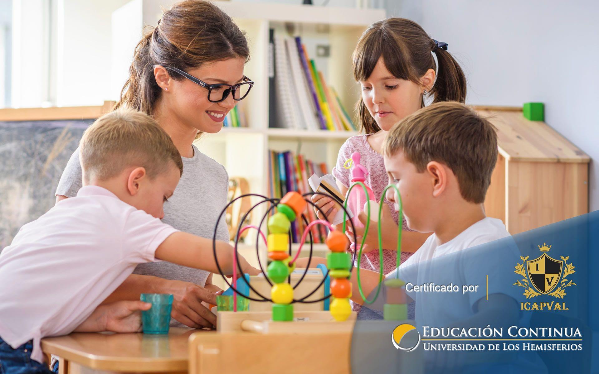 Certificación de Prácticas In-Situ Necesidades Educativas Especiales NEE