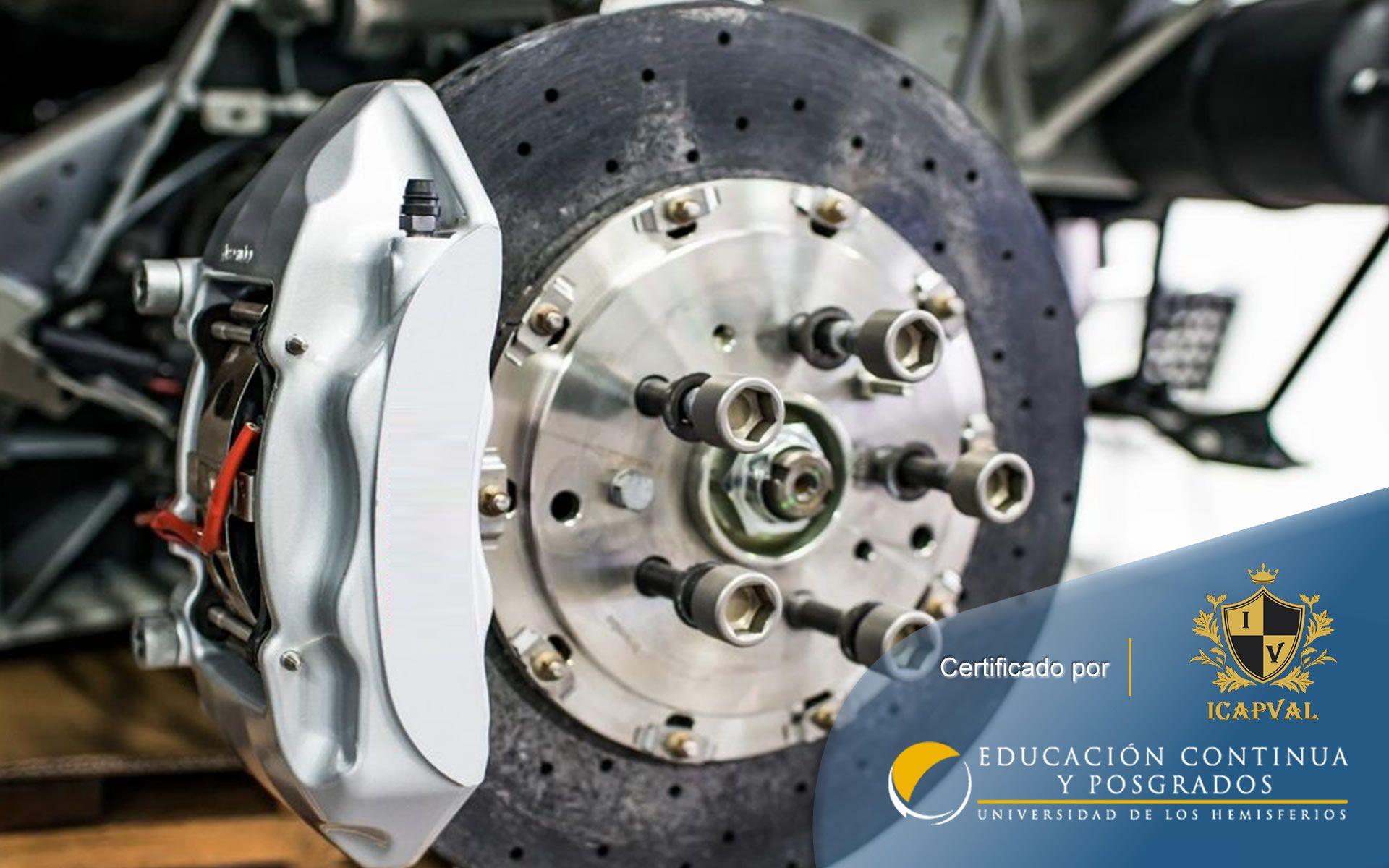 Certificación en Sistemas de Transmisión y Frenado