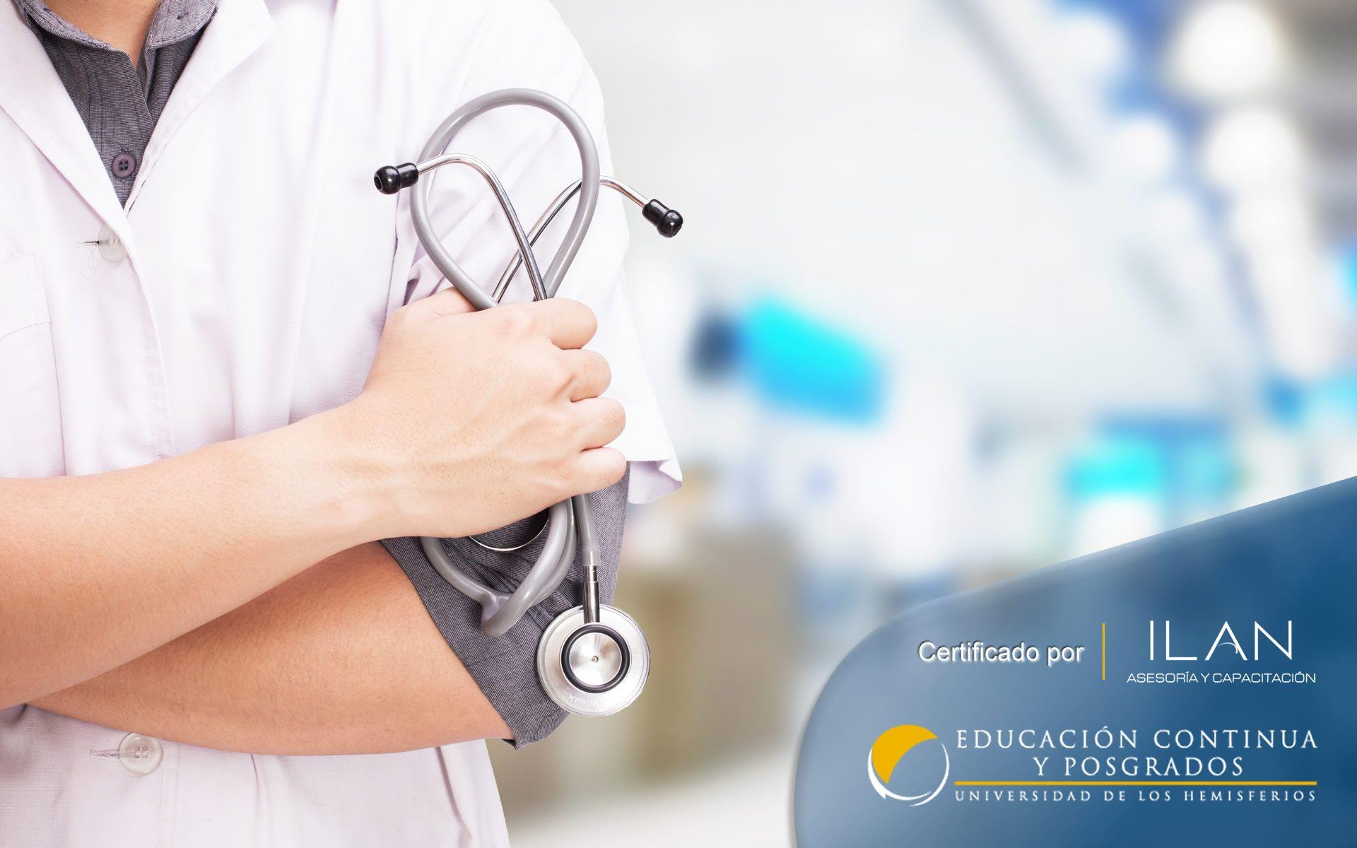 Curso de Auxiliar de Enfermería con Mención en Cuidados Paliativos