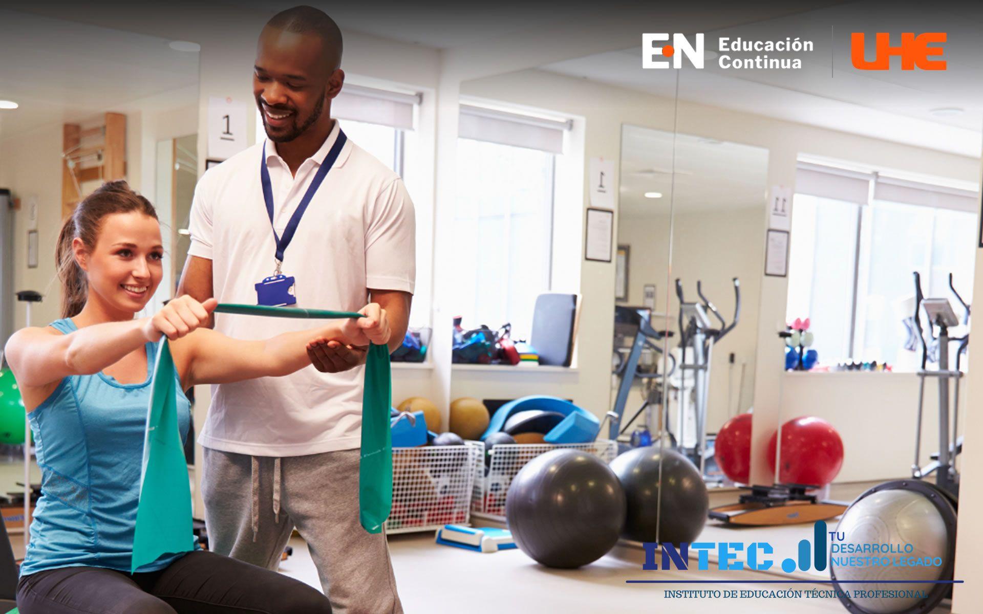 Curso de Auxiliar en Fisioterapia y Rehabilitación – Mención en Traumatología