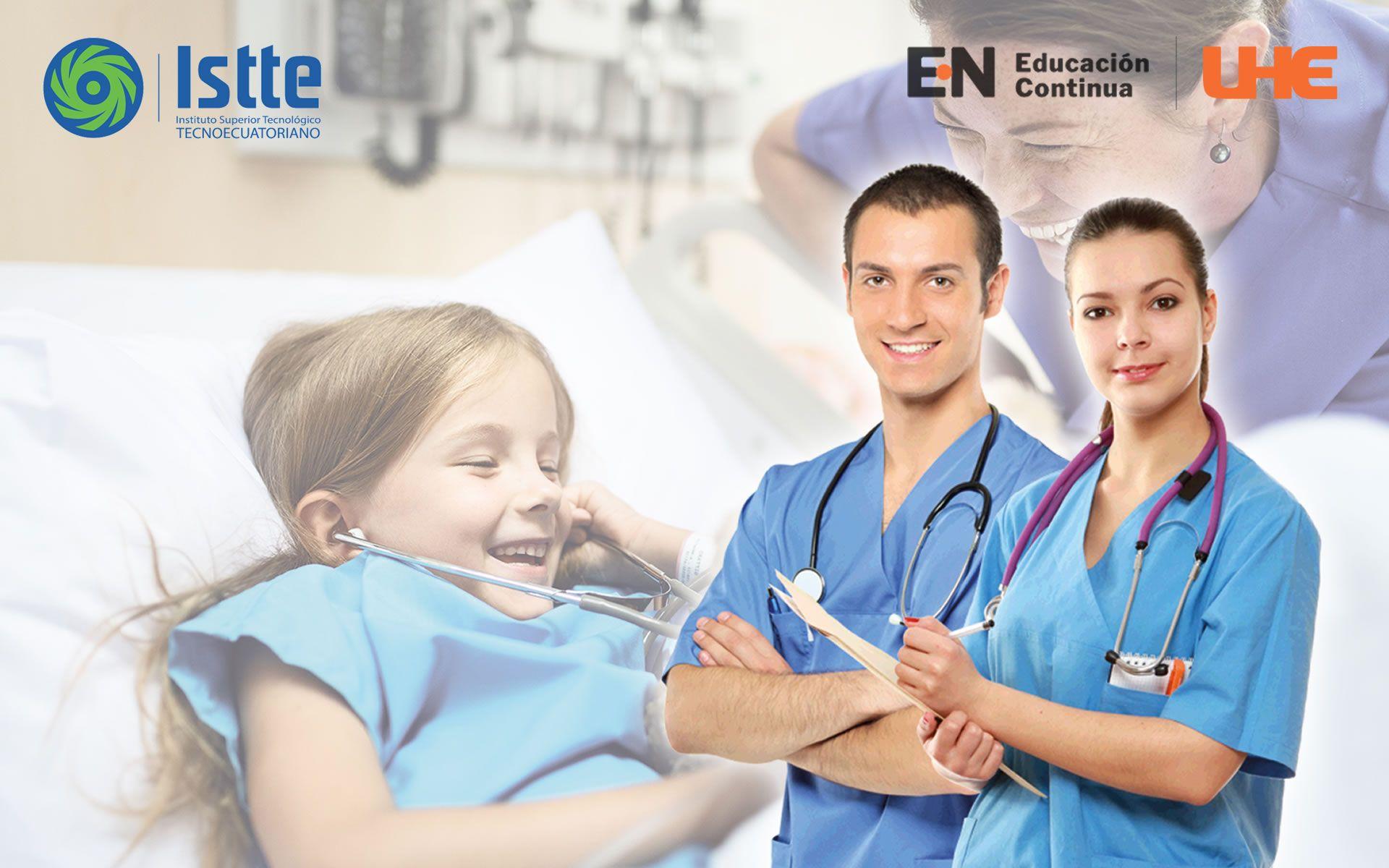 Certificación en Auxiliar de Enfermería