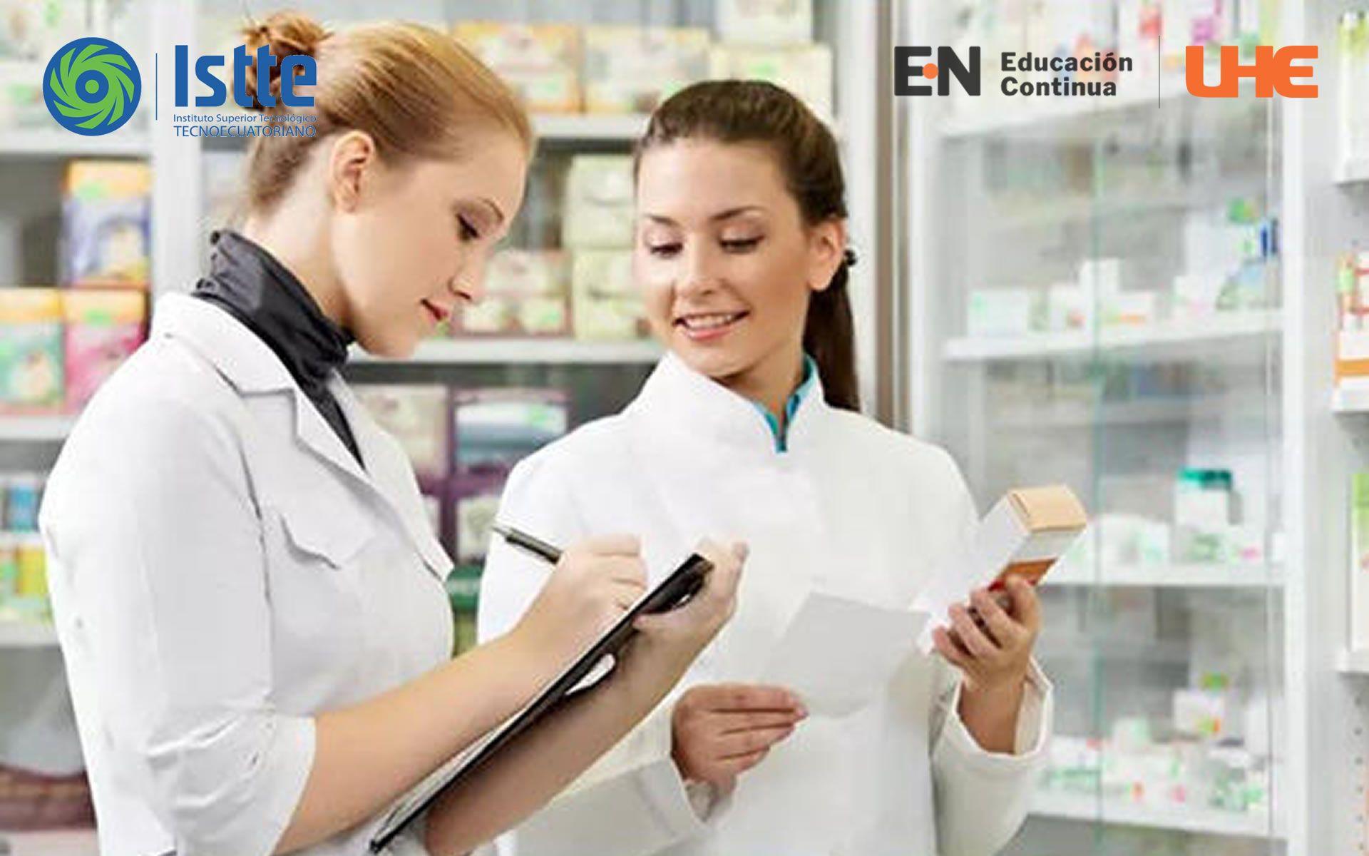 Certificación en Auxiliar Farmacéutico