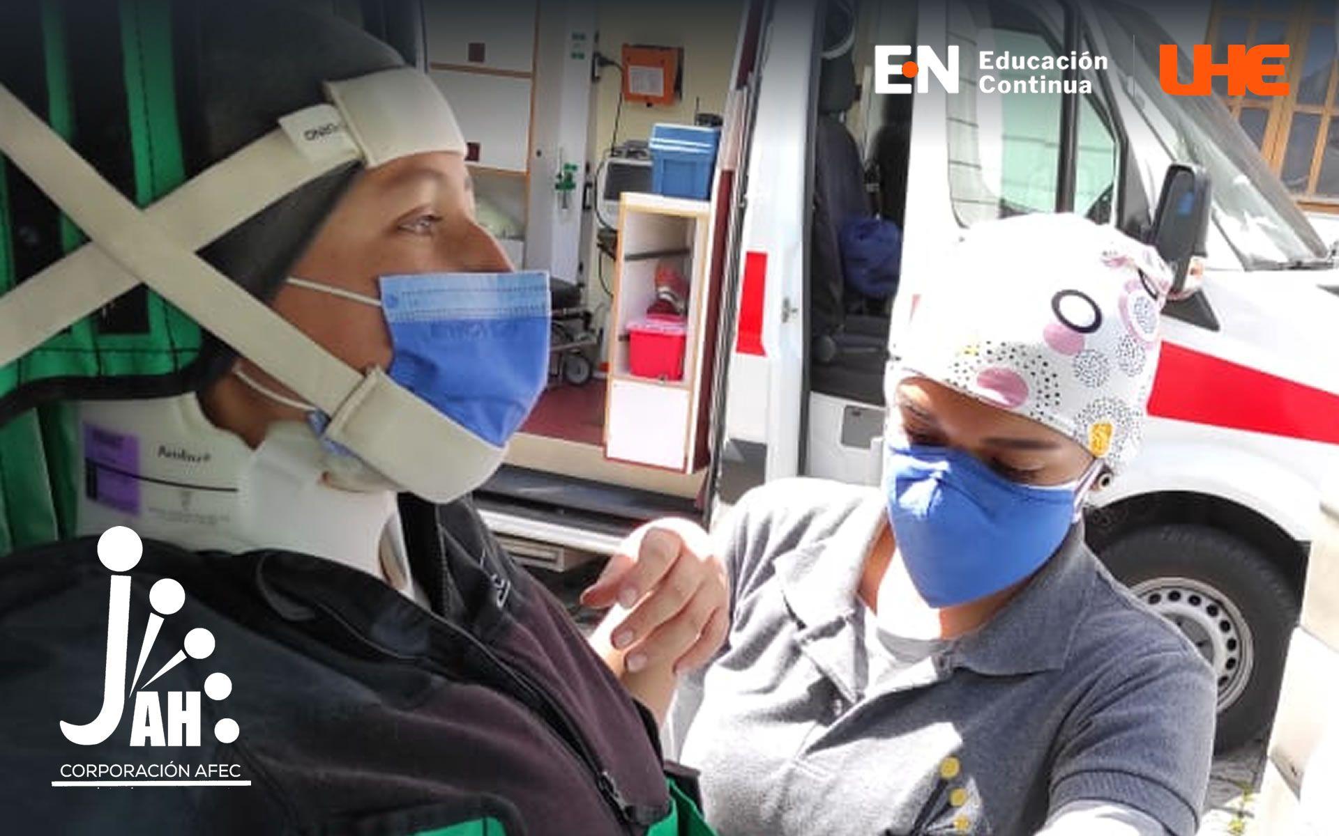 Curso en Auxiliar de Emergencias Médicas